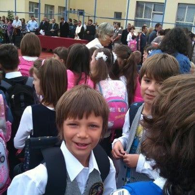 Lucrări de reparații la școlile din Timișoara, Vocea Timisului