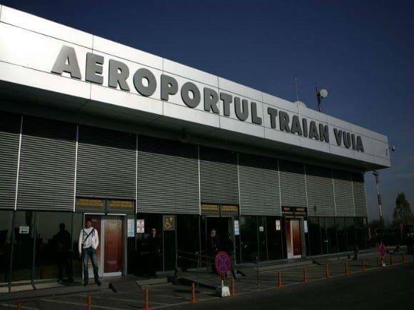 Aeroportul-Traian-Vuia