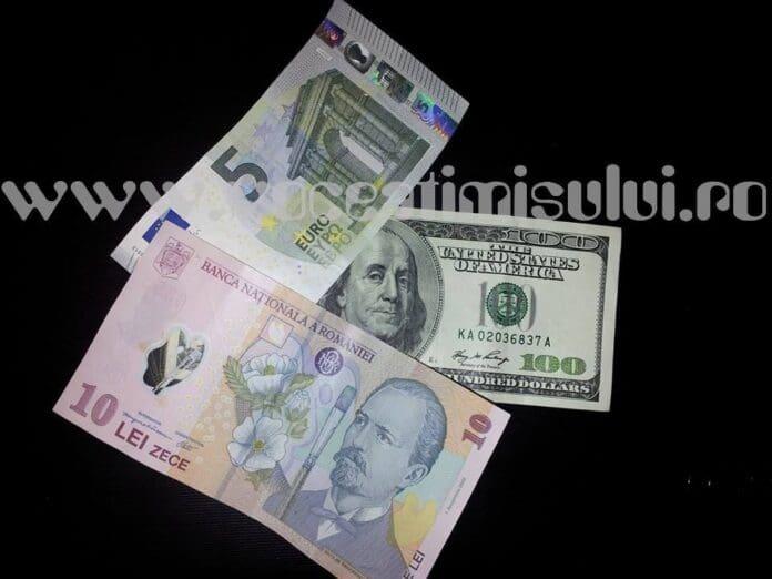 bani-euro-dolari-lei