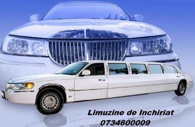limuzina de inchiriat timisoara