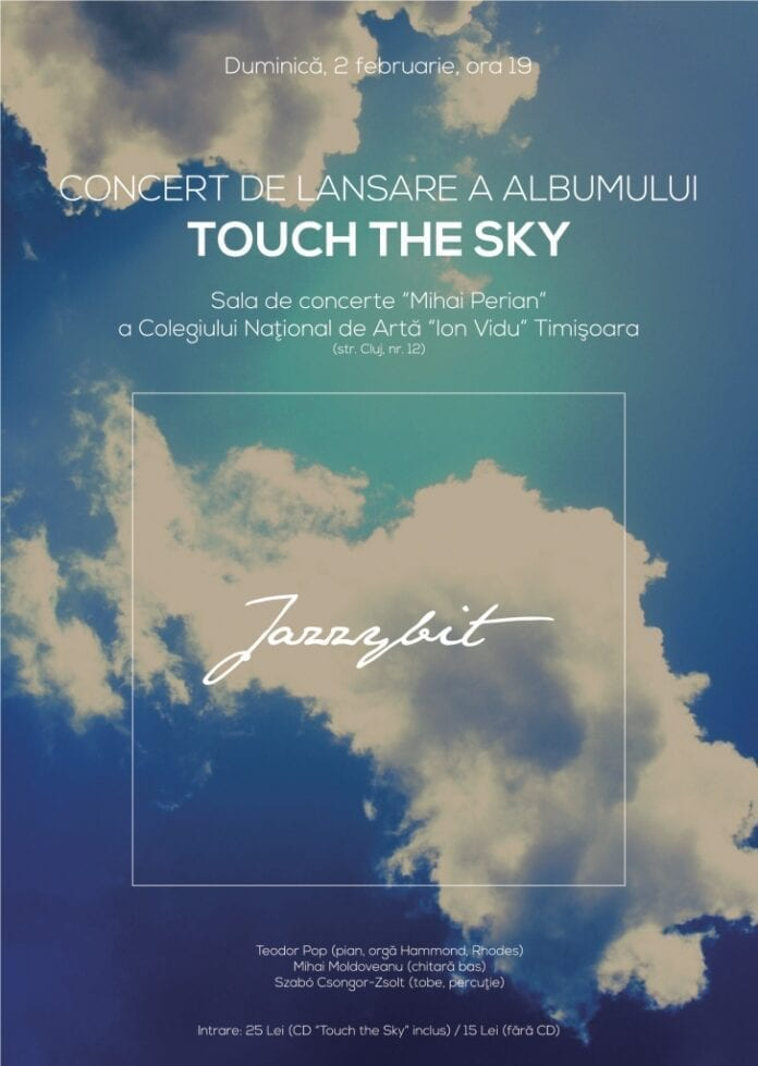Poster-lansare-Touch-the-Sky