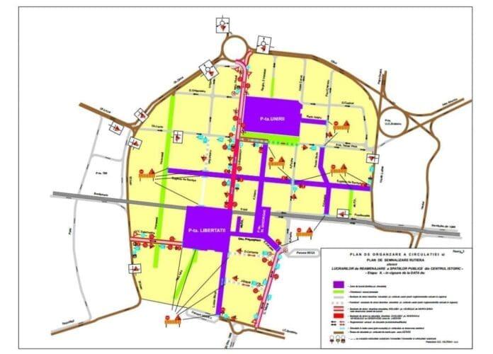 plan-de-organizare-a-circulatiei-centrul-istoric