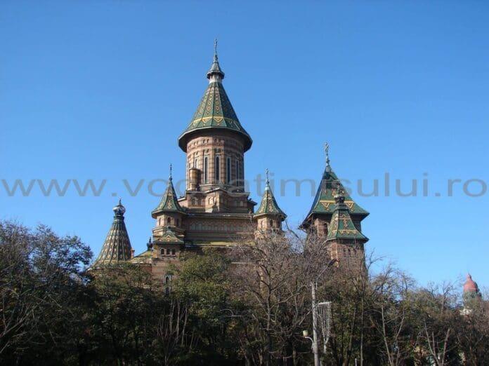 Catedrata-Mitropolitana-Timisoara
