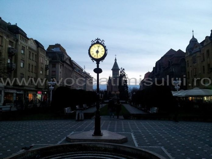 Piata-Victoriei-Timisoara