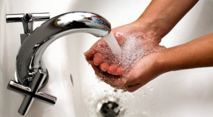 robinet-apa-rece-apa-calda-chiuvet-maini-spalat
