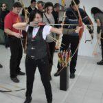 Clubul TM Archery tir cu arcul 7