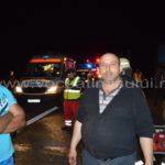 Doi-ţigani-au-blocat-traficul-pe-autostrada-A125