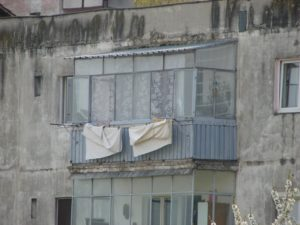 rufe pe balcon