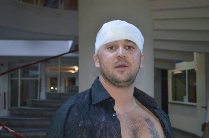 """Martor în """"dosarul Udrea"""", căsăpit la priveghiul mamei sale. Ce spune despre atacatori FOTO/VIDEO (+18 ), Vocea Timisului"""