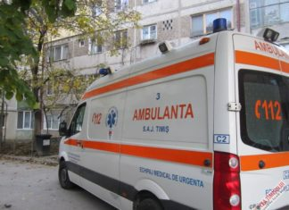 Ambulanțierii din Timiș