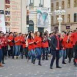 Flashmob-in-Piata-Victoriei-2