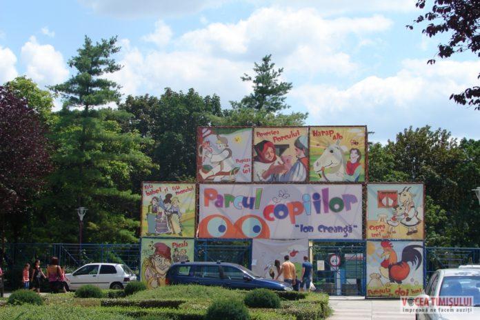 Parcul-Copiilor-Timisoara