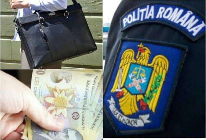 politia-bani-geanta