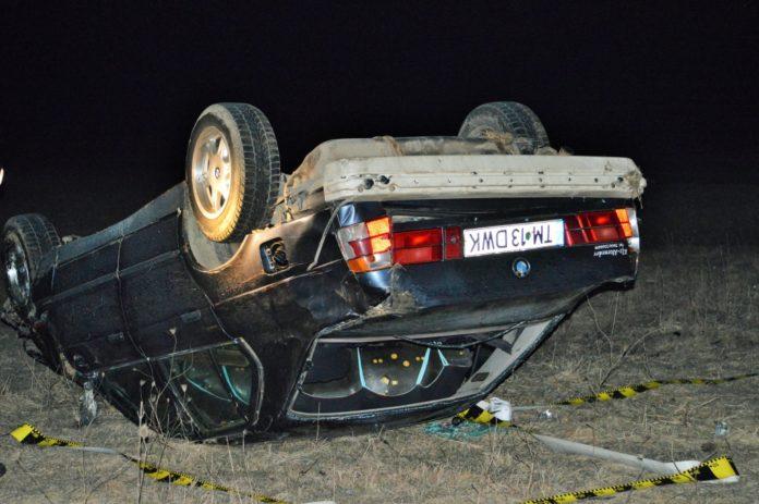 Salvat de NOROC! S-a urcat BEAT la volanul unui BMW și a ajuns, în COMĂ, la spital, după ce a ZBURAT prin parbriz FOTO, Vocea Timisului