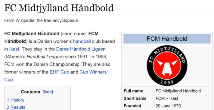 FC-Midtjylland-Håndbold