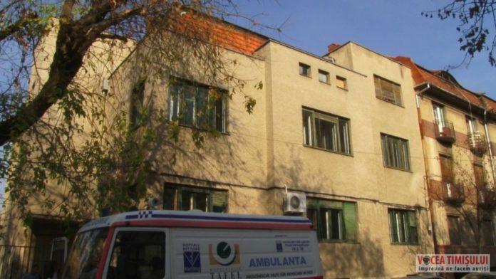 """sectia-de-Pneumologie-a-Spitalului-de-Copii-""""Louis-Turcanu""""-din-Timisoara-evacuata-de-Carpaci"""