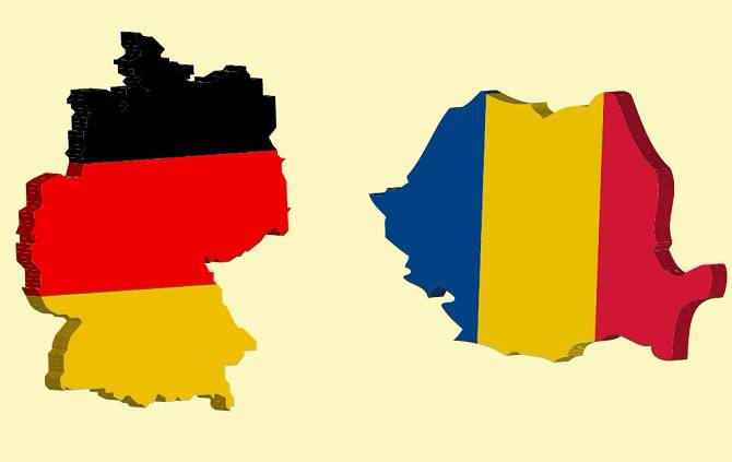 Germania-Romania