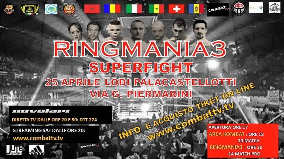 Luptătorul timișorean Daniel Corbeanu SE BATE, mâine, în Italia