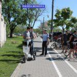 Poliția-Rutieră-a-periat-conducătorii-de-vehicule-pe-două-roți-din-Timiș-biciclisti-3