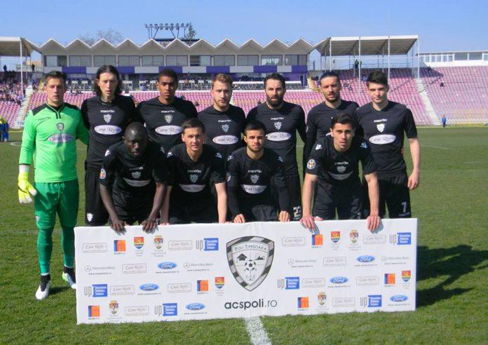 Poli-Timisoara-echipa
