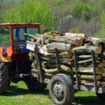 Tăietor-ILEGAL-de-arbori-prins-în-FLAGRANT-tractor-cu-lemne