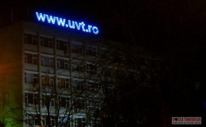 Universitatea-de-Vest-noaptea