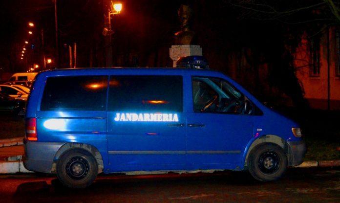 duba-Jandarmeria