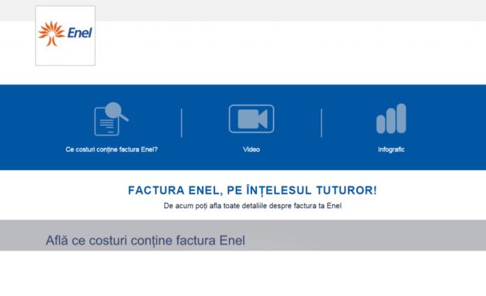 Factura-Enel