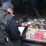 Jandarmii-Grupării-Mobile-din-Timișoara-CAPTURĂ-de-zeci-de-kilograme-de-cafea-și-parfumuri-contrafăcute3