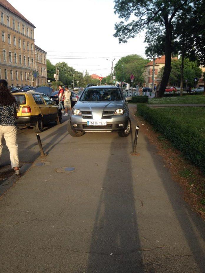 Nesimțiții-traficului-din-Timișoara1