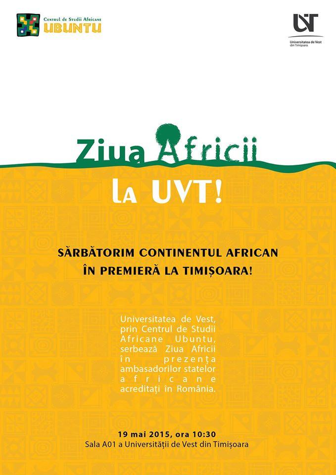 Ziua Africii la UVT