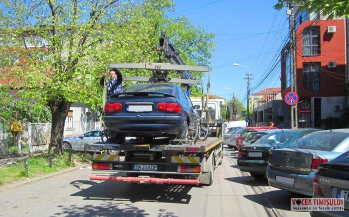 masina-parcata-ilegal-ridicata-de-ADP