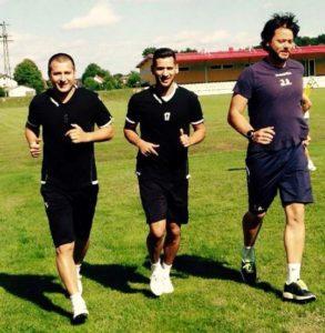 Ianis Zicu, Alex Curtean, Jorge Alvarez