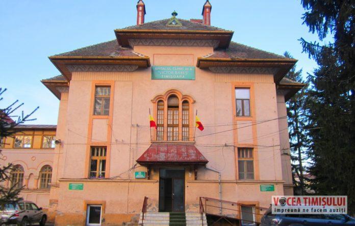 Spitalul-Clinic-Victor-Babes-Timisoara