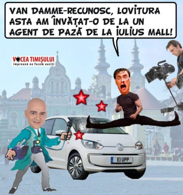 """""""agent""""-de-la-Iulius-Mall-"""