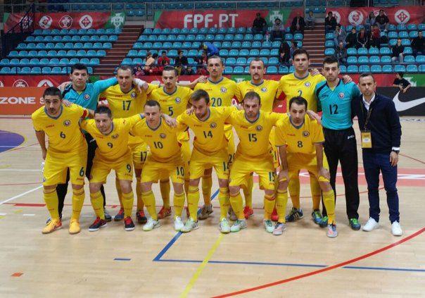 Romania-futsal