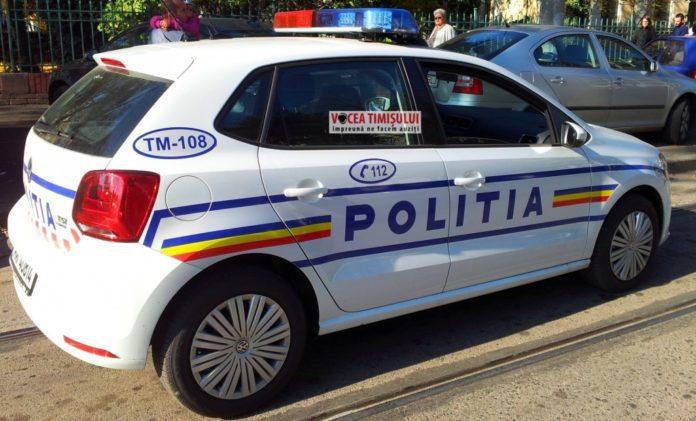 masina-de-politie-Volkswagen-Polo