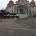 Accident-in-centrul-Timisoarei1
