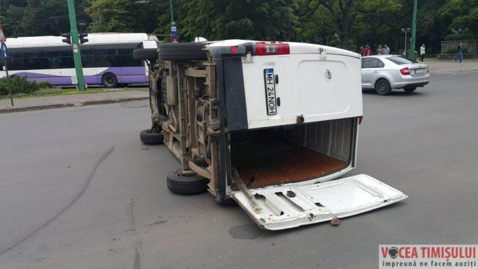 Accident-in-centrul-Timisoarei9