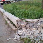 Accident-TIR-Calea-Lugojului-stalp-1