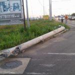 Accident-TIR-Calea-Lugojului-stalp-7