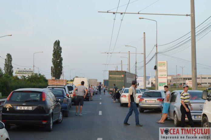 Drumul din Dumbravita spre A1 se va largi la patru benzi cu bani de la UE. Proiectul va dura 4 ani!, Vocea Timisului