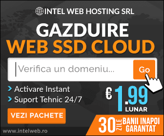 Gazduire Web Cloud
