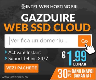Gazduire Web Cloud