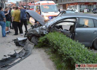 Accident Calea Dorobantilor