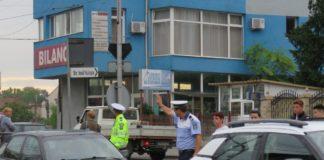 poliţiştii rutieri