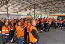 Protest la Serviciul de Ambulanță Timiș