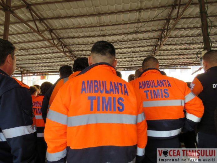 Protest-la-Serviciul-de-Ambulanță-Timiș08