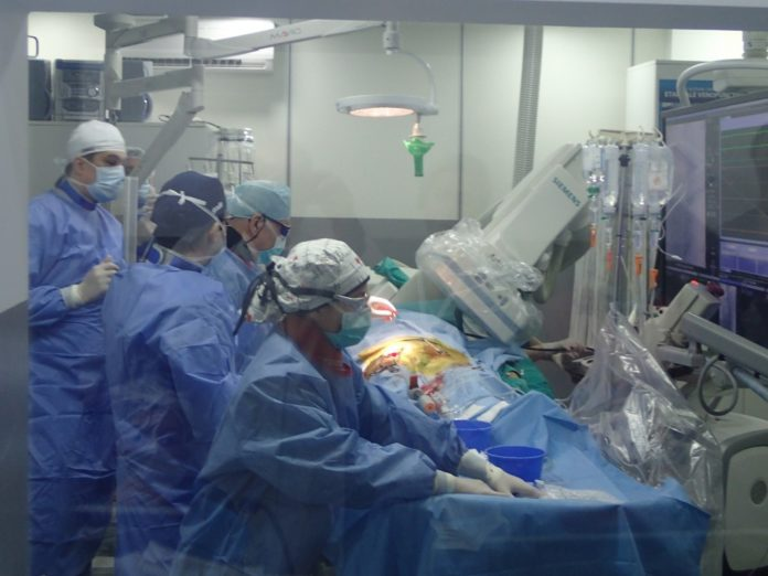 operatie-stent