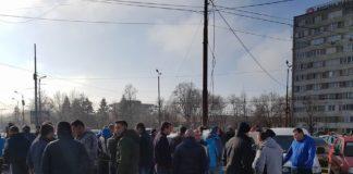Taximetristi din Timisoara